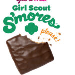 S'more cookie graphic